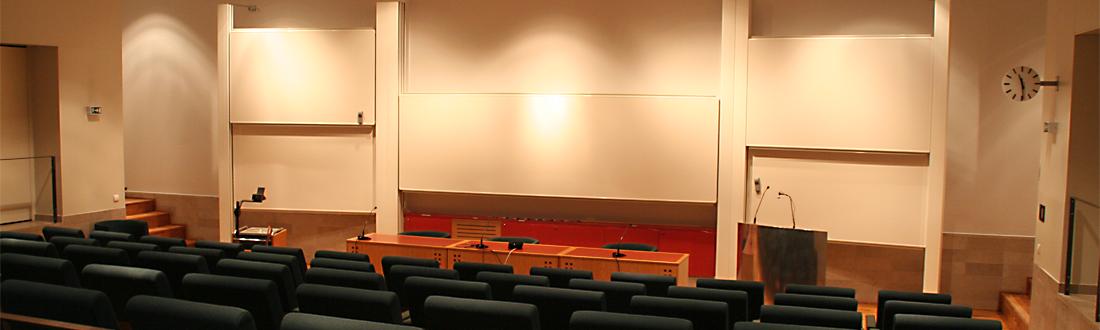 Utrustning, konferensrum i Stockholm
