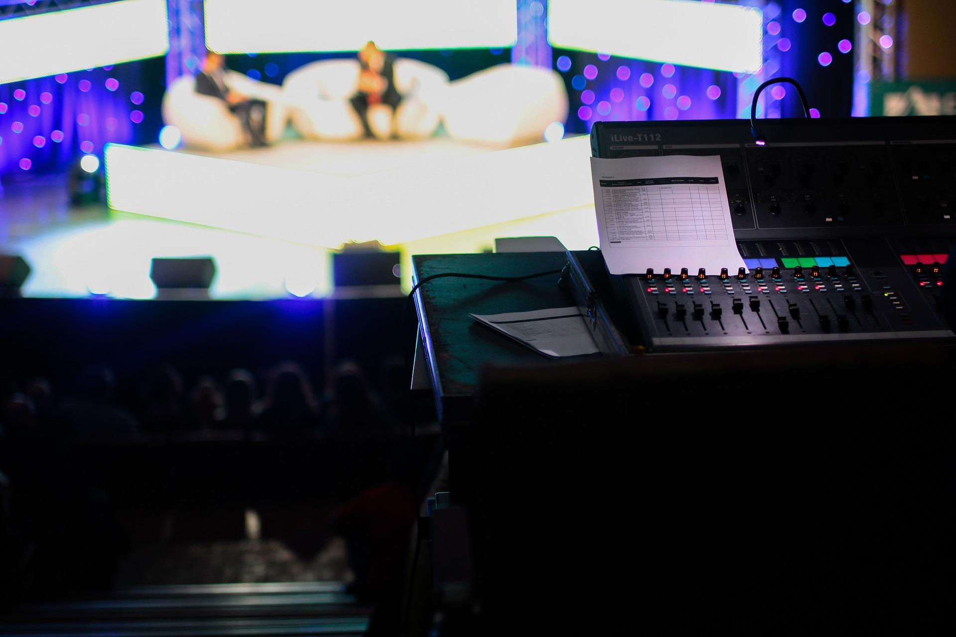 livestreaming och inspelning