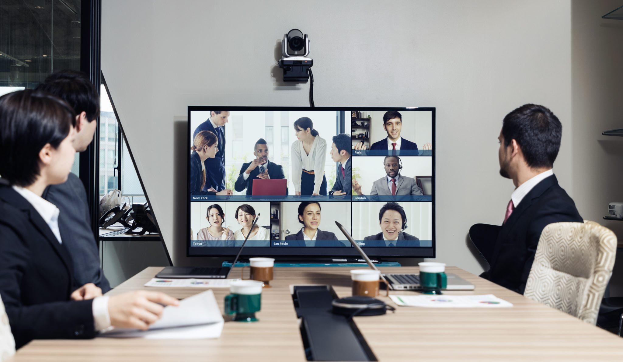 streaming av möten