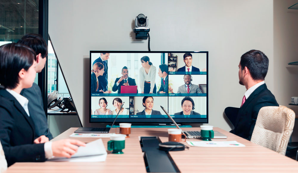 Zoom videokonferens